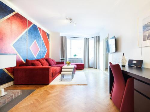 Foto hotell City Apartments Stockholm