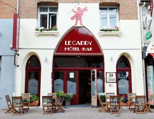 Hôtel Le Caddy