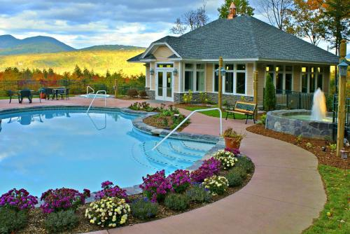 Luxury Mountain Getaways at Nordic Condominium Village