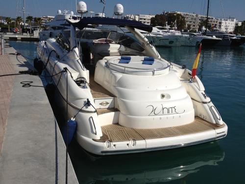 Ibiza Charter White