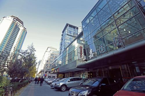 Yiyang City Center Apartment