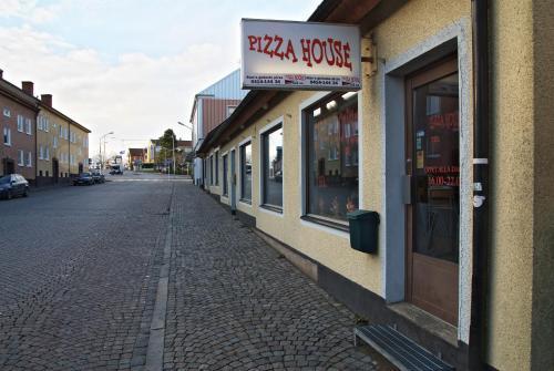 Foto hotell Pizza House Bed & Breakfast Simrishamn