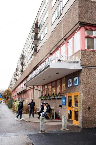 Foto hotell Backpackers Göteborg
