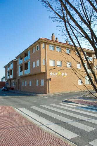 Casa de Campo Hostal Europa (Espanha Castejón) - Booking.com