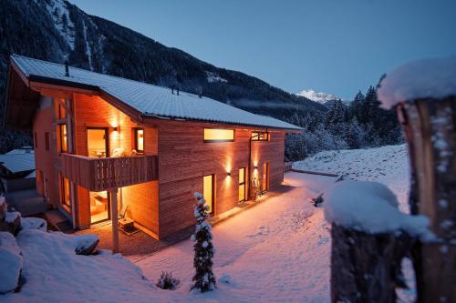 Ferienhaus zum Stubaier Gletscher - WALD
