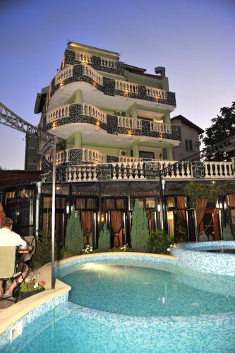 Хотел Боряна - Бургас