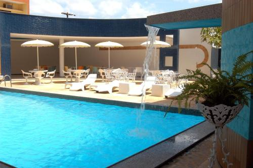 Hotel Praia Ponta d'Areia