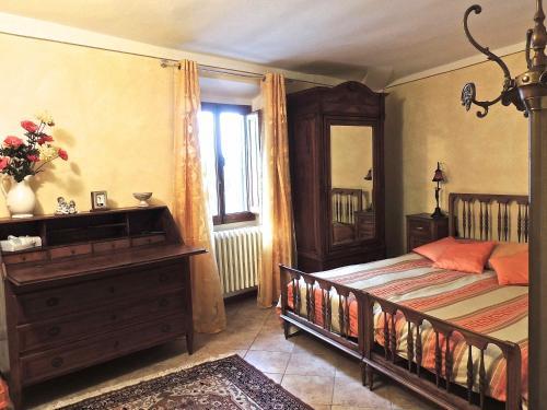 Tony & Francesca Tuscany Apartment