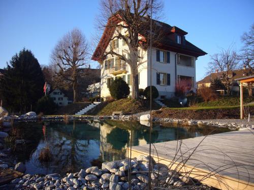 4 Star Garden Apartments Luzern