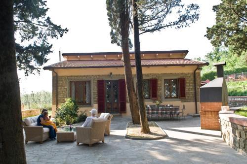 Villa Casa del Mugnaio