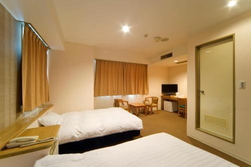 photo of 青森顏色藝術酒店(Art Hotel Color Aomori) | 日本青森縣(Aomori, Japan)