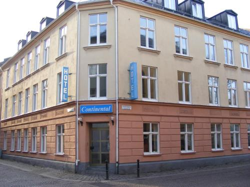 Foto hotell Hotel Continental Malmö