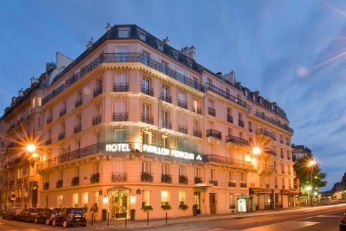 Pavillon Monceau Paris Tarifs 2019