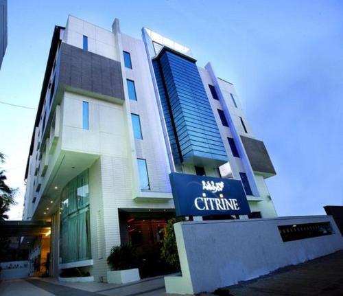 住宿 Citrine 黃水晶酒店, 班加羅爾, 印度