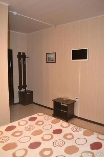 Телевизор и/или развлекательный центр в Отель Александра