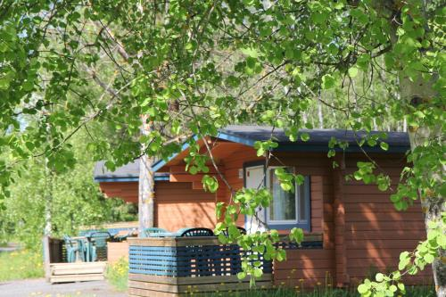 Rauhalahti Holiday Centre Cottages