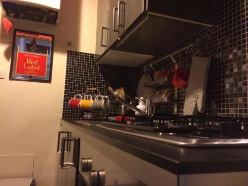 Cucina o angolo cottura di Kibilù - Via Thaon de Revel