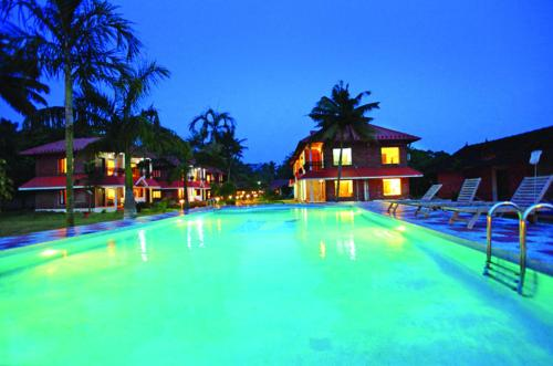 Leisure Vacations Gold Field Lake Resort, Kumarakom