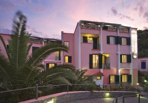 Hotel Antares on the Beach