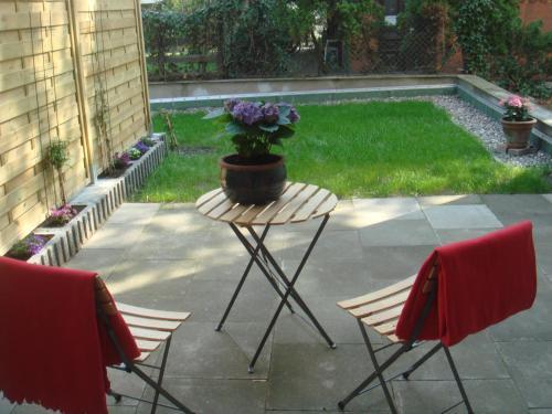 Berlin-Residenz mit Gartenterrasse