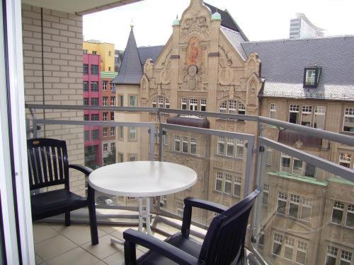Bild på hotellet TopDomizil Apartments Checkpoint Plaza i Berlin
