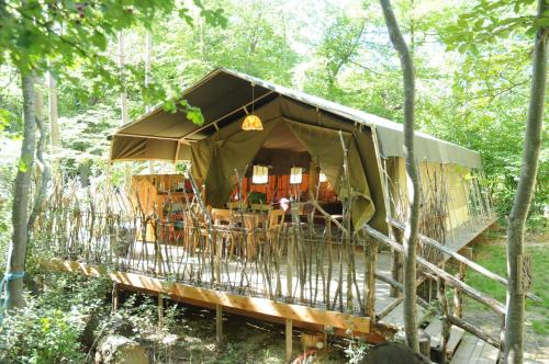 Safari Lodge du Grand Bois