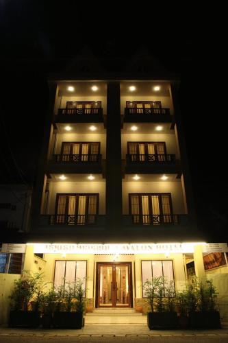 住宿 Avalon Hotel 阿瓦隆酒店, 永珍, 寮國