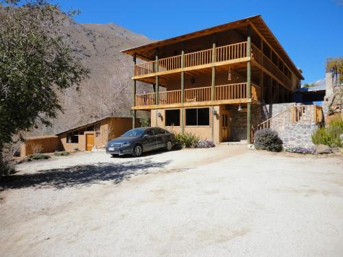 Casona Distante Eco Lodge