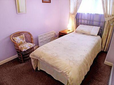 A bed or beds in a room at Mount View