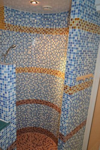 Ванная комната в Отель Мальта