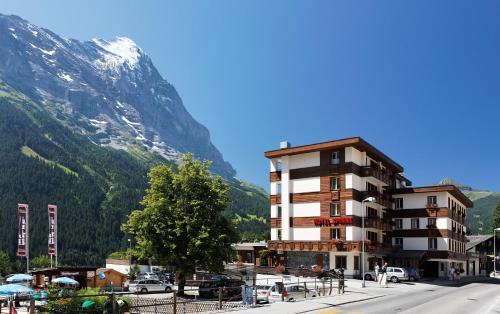 Hotel Spinne Grindelwald