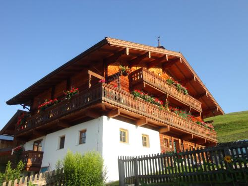 Gästehaus Biobauernhof Brennsteinhof