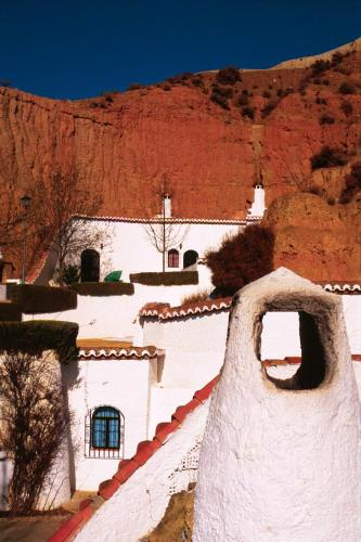 阿拉爾孔佩德羅安東尼奧岩洞酒店