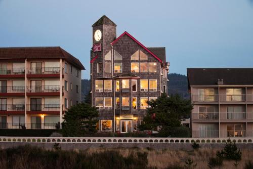 海邊海濱賓館