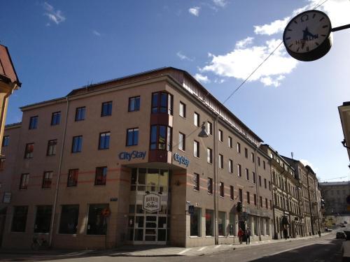 Foto hotell Uppsala CityStay Hotel