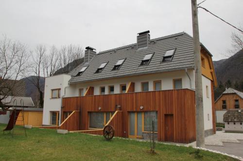 Apartment MT Čezsoča
