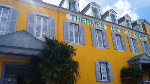 Appart'hôtel Bellevue Thermes de la Reine