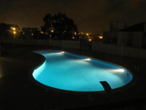 The swimming pool at or near B.Ericeira Surf rental