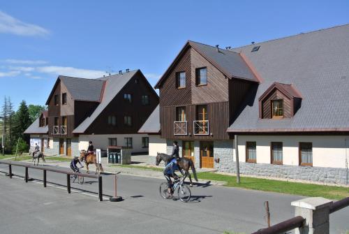 Apartmán-Hrabětice v Jizerských horách