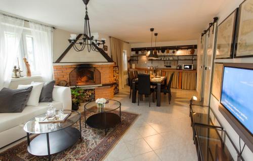 Restavracija oz. druge možnosti za prehrano v nastanitvi Apartment Mascarelli