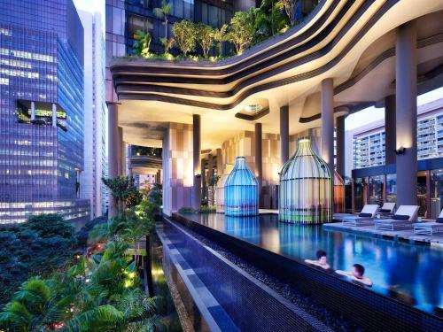 photo of 皮克林賓樂雅酒店(PARKROYAL on Pickering) | 新加坡(Singapore)