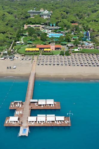 Een luchtfoto van Gloria Verde Resort - Kids Concept