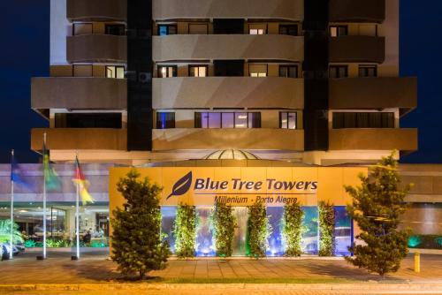 Excelente Hotel Blue Tree Towers Millenium Porto Alegre
