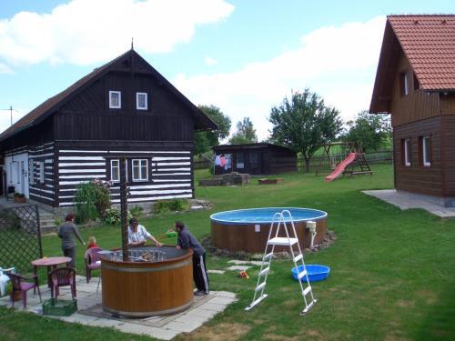 Chalupy Libošovice – ubytování v Českém ráji