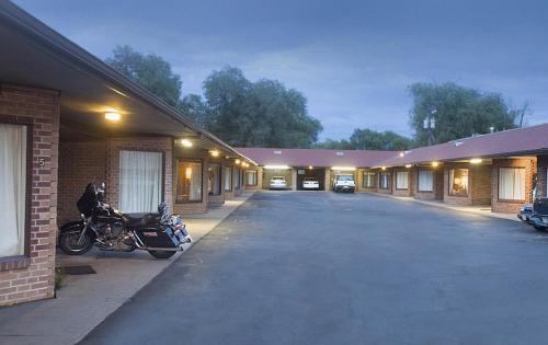 Stagecoach Motel Colorado Springs