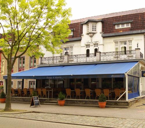 Hotel Restaurant Brasserie Kanne & Kruike