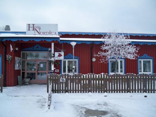 Foto hotell Hotel Nordica Strömsund