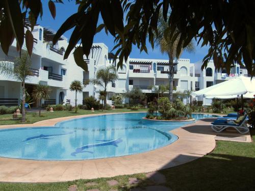 Appartement de Vacances à Skhirat plage