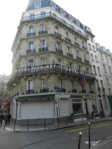 Grand Hotel du Loiret, Paris, France - Booking.com