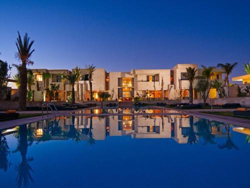 希洛岩精品酒店及馬拉喀什Spa